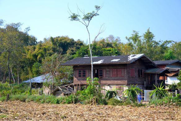 Landelijk huisje