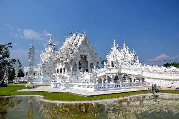De witte tempel